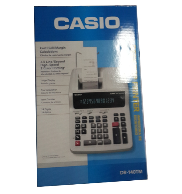 Calculator Casio DR 1340 TM
