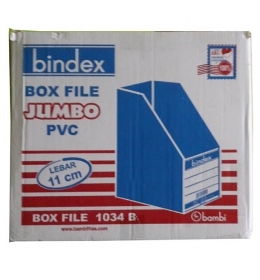 BOX FILE BINDEX