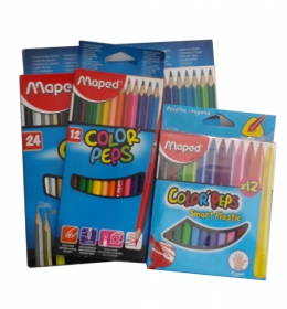 Pensil Warna Maped