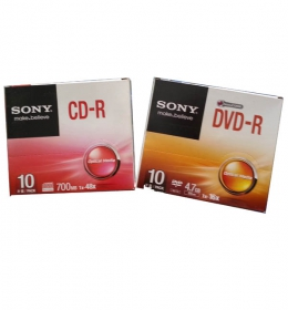 CD / DVD Sony