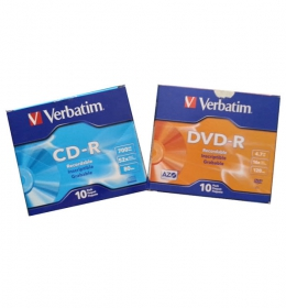 CD / DVD Verbatim
