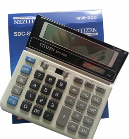 Calculator Citizen SDC 868L