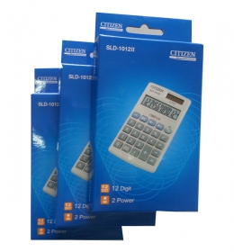 Calculator Citizen SLD-101211