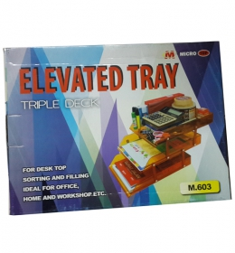 Elevated Tray